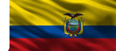 Bandera de Ecuador para Apuestas.com.ec