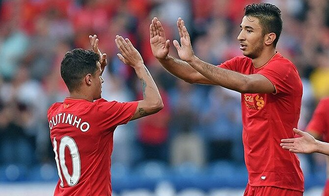 Coutinho es sustituido en un duelo de los Reds. Conoce las cuotas del Liverpool vs Manchester United