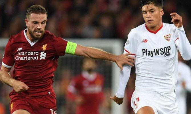 Encuentra los pronósticos y las mejores cuotas para el Sevilla vs Liverpool.