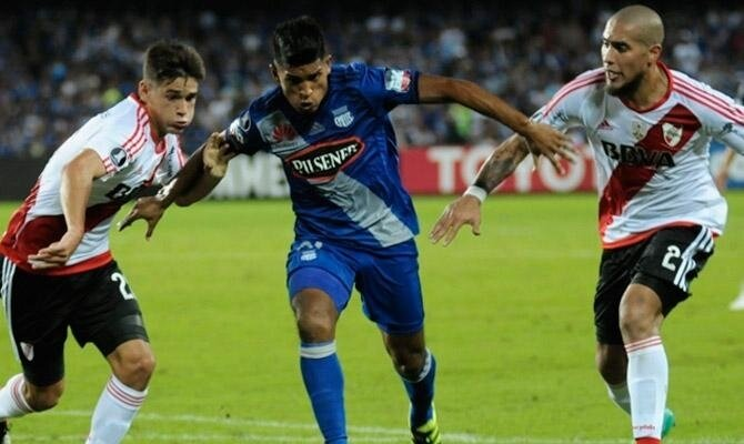 Conoce las cuotas para el partido entre CS Emelec vs River Plate