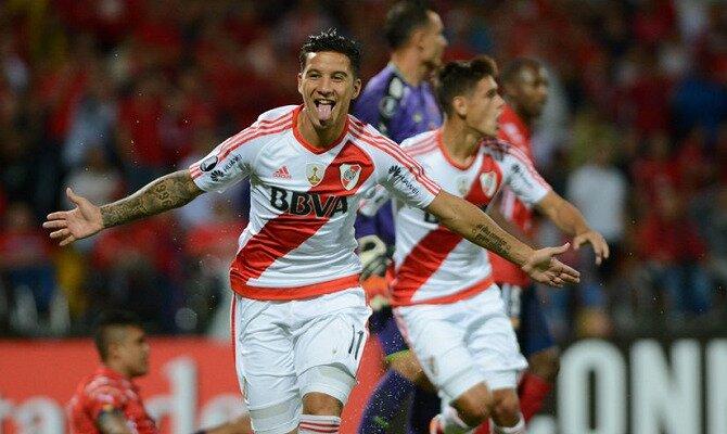 Conoce los pronósticos y las cuotas para apostar en el River Plate vs CS Emelec.