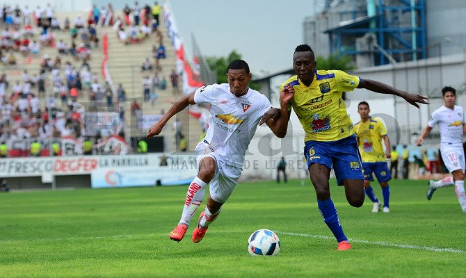 Conoce los pronósticos y las cuotas del próximo Liga de Quito vs Delfín SC