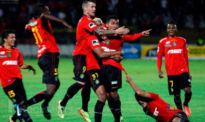 Encuentra los pronósticos y conoce las cuotas del Deportivo Cuenca vs Jorge Wilstermann