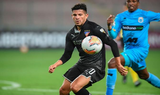 Picks para tus apuestas en el LDU Quito vs Sao Paulo