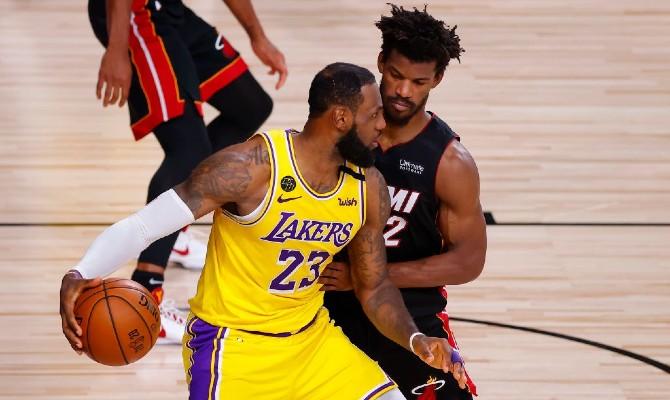Lakers vs Heat
