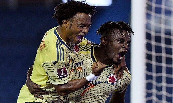 Picks para tus apuestas en el Colombia vs Uruguay