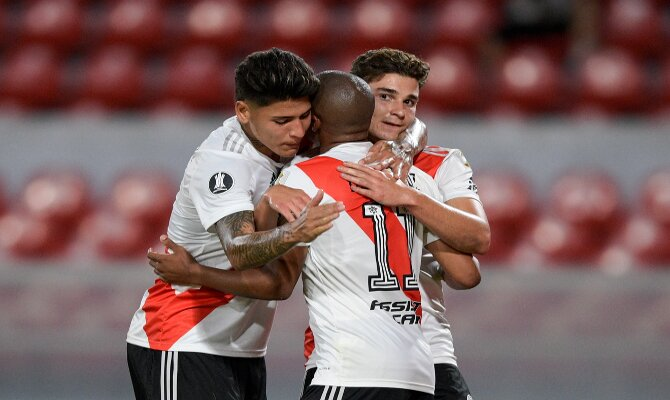Picks para tus apuestas en el River Plate vs Nacional