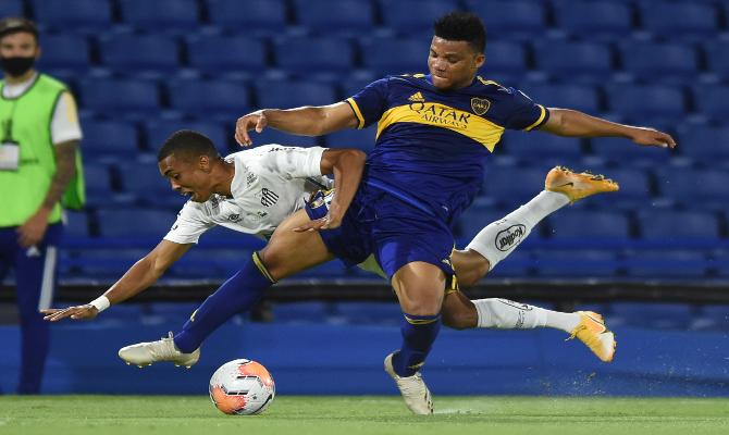 Picks para tus apuestas en el Santos vs Boca Juniors