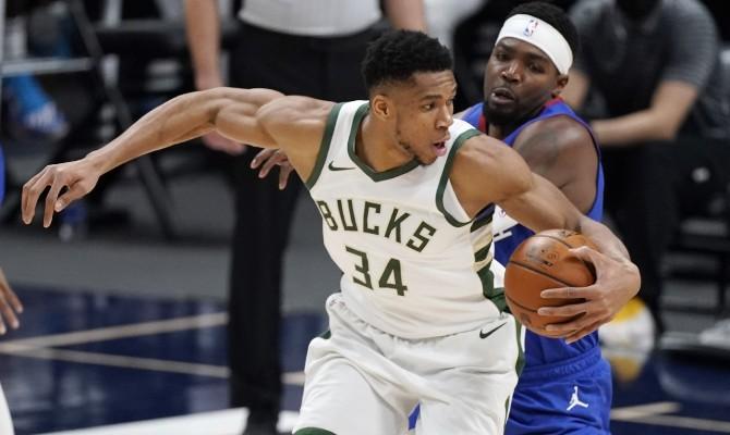 Los Milwaukee Bucks buscan un triunfo de visita ante el Utah Jazz confiando en el juego de Antetokounmpo