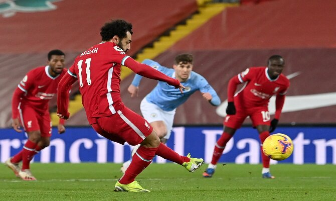 Salah quiere romper la mala racha en el Leicester vs Liverpool de Premier League