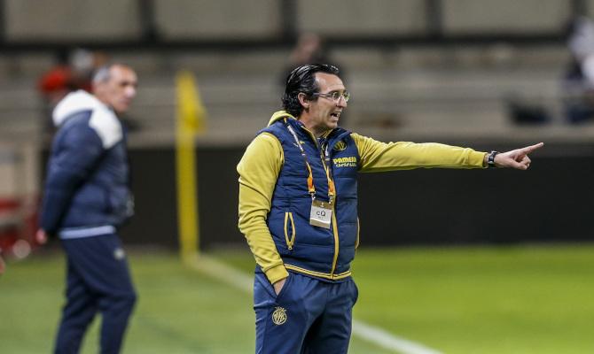 Ida de dieciseisavos de final de Europa League entre Salzburgo vs Villarreal