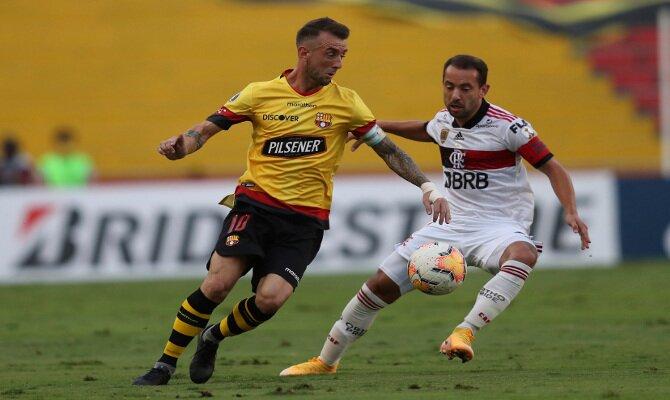 Picks del partidazo de la fecha 5 LigaPro, Liga de Quito vs Barcelona, con ambos equipos invictos.